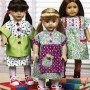 VHD186 Rectangle Dress for 18inch Doll